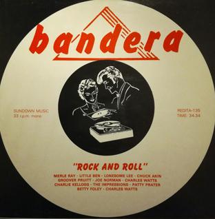 Bandera Rock And Roll -0
