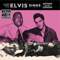 "Elvis Sings Arthur ""Big Boy"" Crudup EP (Purple) -0"