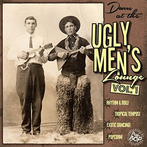 """Down At The Ugly Men`s Lounge 10""""LP + CD -0"""