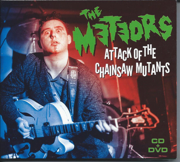 Attack Of The Chainsaw Mutants CD+DVD-0