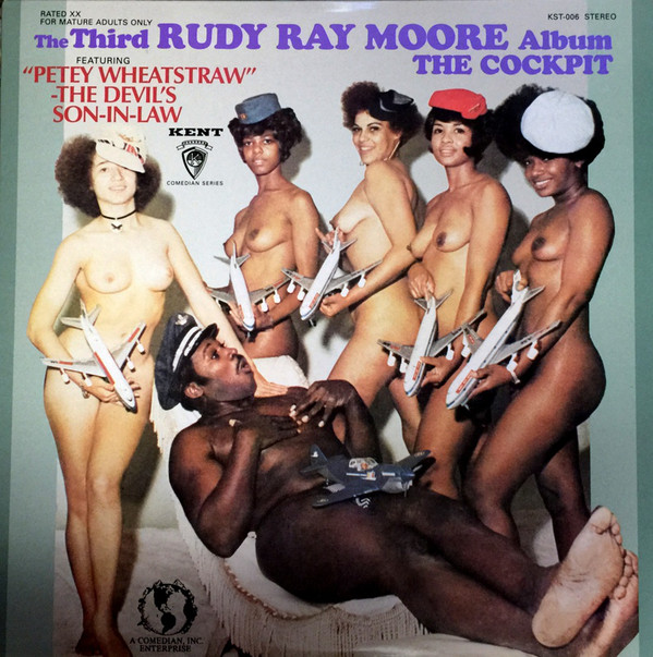 The Third Rudy Ray Moore Album-The Cockpit-0