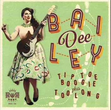 Tip Toe Boogie / Too Long-0