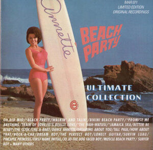 Beach Party: Ultimate Collection-0