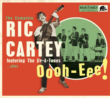 Oooh-Eee - The Complete Ric Cartey Featuring The Jiv-A-Tones, plus-0