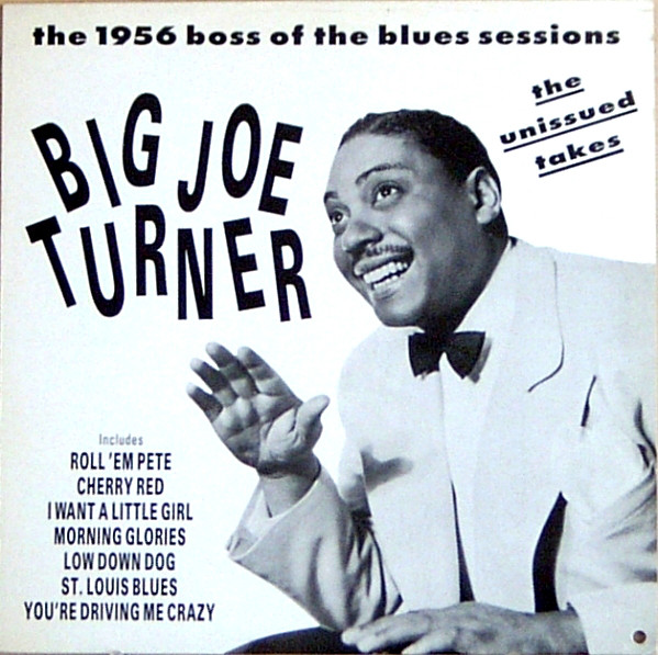 The 1956 Boss Of The Blues Sessions - The Unissued Takes-0