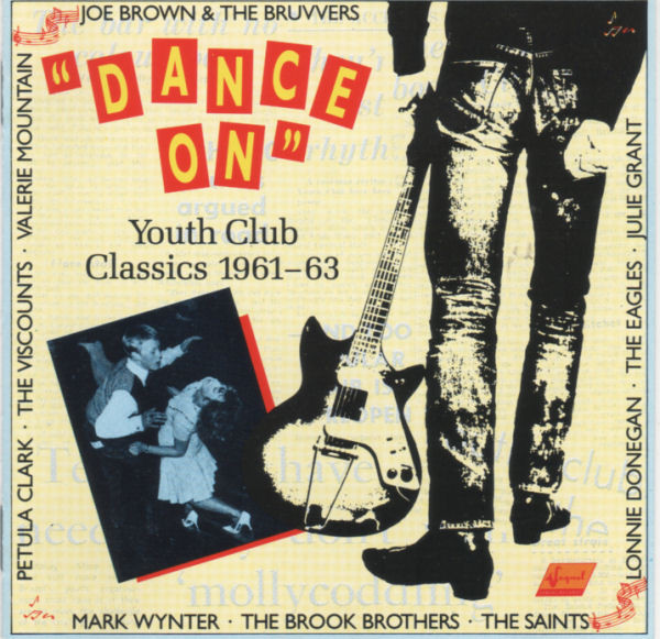 Dance On - Youth Club Classics 1961-63 (2LP)-0