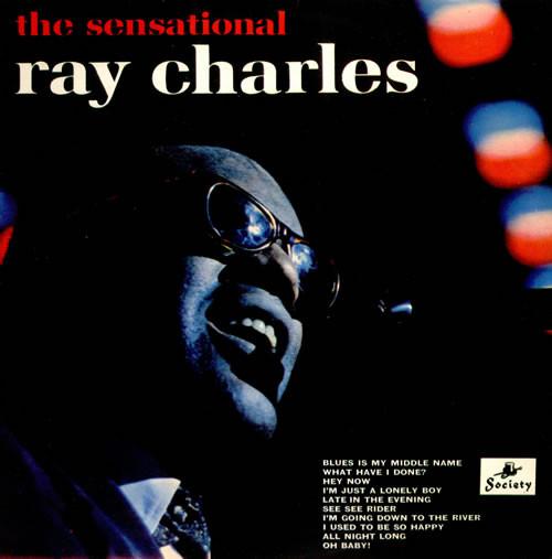 The Sensational Ray Charles -0