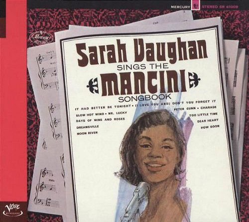 Sings The Mancini Songbook-0