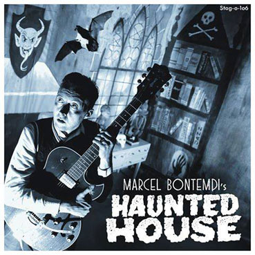 Haunted House / The Clock Strikes (Limited edition Halloween Single)-0