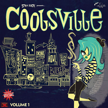 Coolsville – Vol. 1 / Stay Sick presents...-0