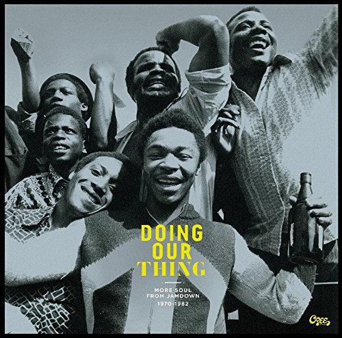 Doing Our Thing – More Soul From Jamdown 1972-1982 -0