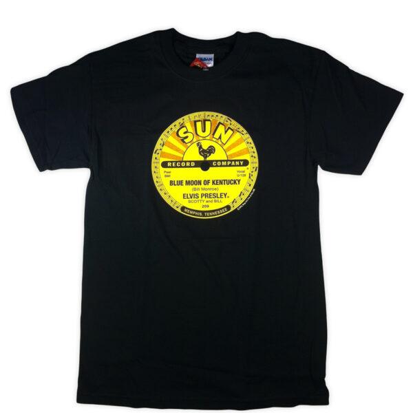 Sun Records Blue Moon Of Kentucky Official Tee-0