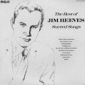 The Best Of Jim Reeves Sacred Songs -0