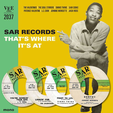SAR Records - That's Where It's At -0