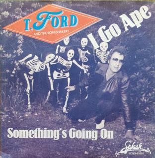 I Go Ape / Somethings Goin On-0