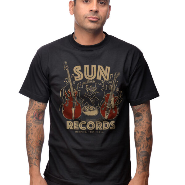 Sun Records Dance Men's Tee-0