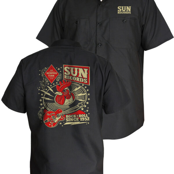 Sun Records Hop Workshirt (Men`s)-0