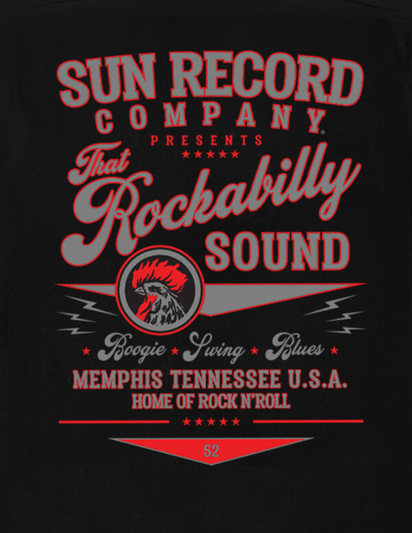 Sun Records That Rockabilly Sound Women's Tee-63670