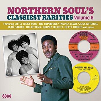 Northern Soul's Classiest Rarities Volume 6-0