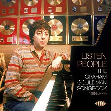 Listen People - The Graham Gouldman Songbook 1964-2005-0