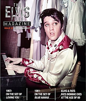 Elvis Files Magazine Issue 22-0