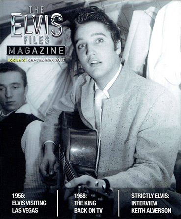 Elvis Files Magazine Issue 21-0