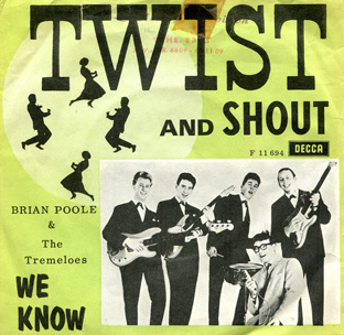Twist And Shout / We Know-0