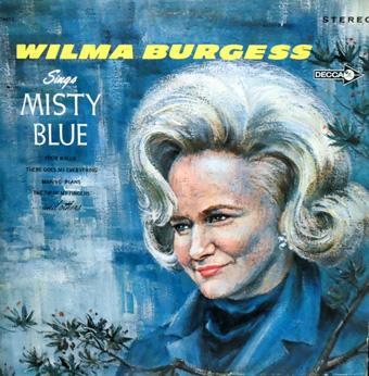 Sings Misty Blue -0