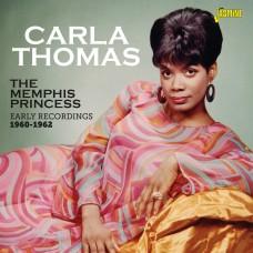 The Memphis Princess - Early Recordings 1960-1962-0