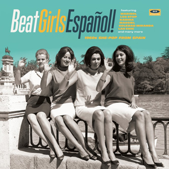 Beat Girls Espanol: 1960s She-Pop From Spain-0