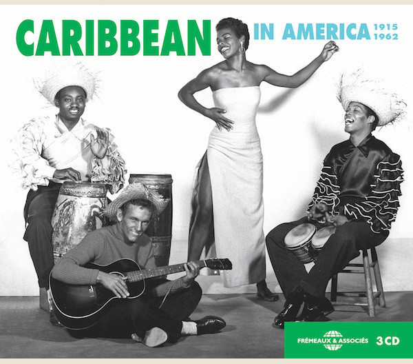 Caribbean In America 1915-1962 (3CD Boxset)-0