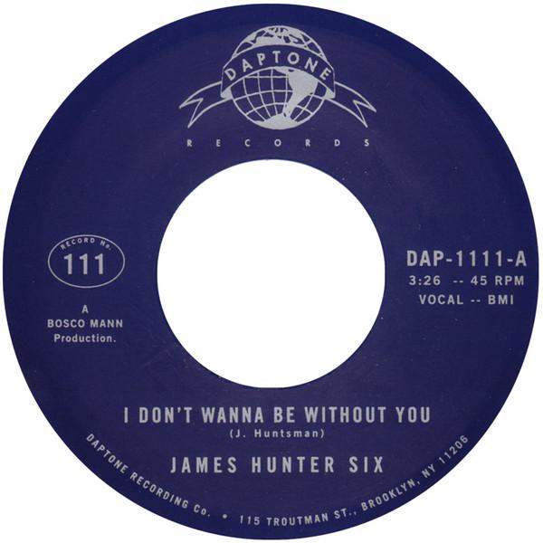 I Don't Wanna Be Without You / I Got Eyes (Ltd)-0