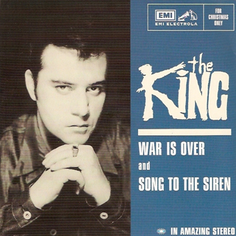 War Is Over / Song To The Siren-0