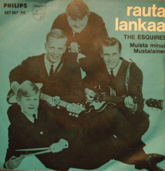 Rautalankaa EP-0