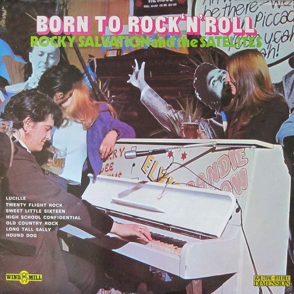 Born To Rock'n'Roll -0