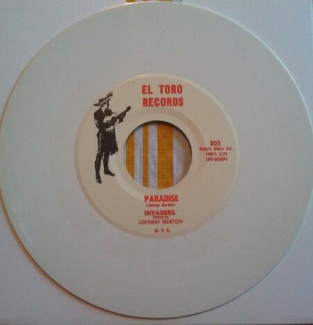 Paradise / Slop It Out (White vinyl)-0