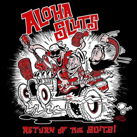 Return Of The Sluts! -0