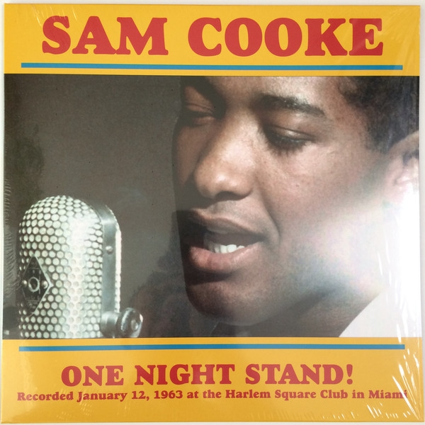 One Night Stand! Sam Cooke Live at the Harlem Square Club, 1963-0
