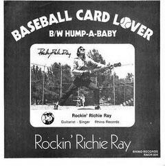 Baseball Card Lover / Hump-A-Baby-0