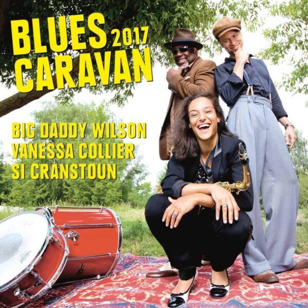 Blues Caravan 2017 CD + DVD-0