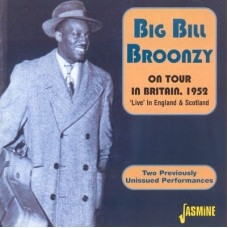 """On Tour In Britain, 1952: """"Live"""" In England & Scotland-0"""