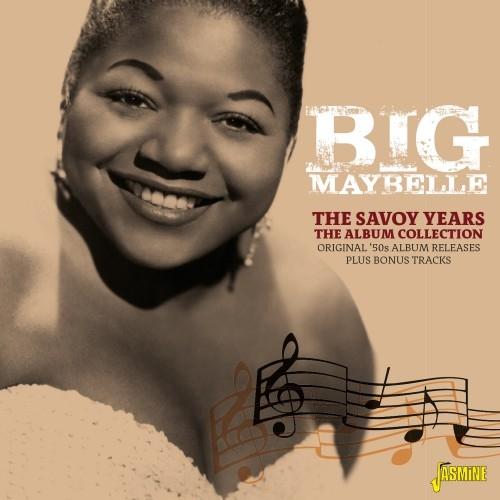 The Savoy Years - The Album Collection – Original '50s Album Releases Plus Bonus Tracks 2CD-0