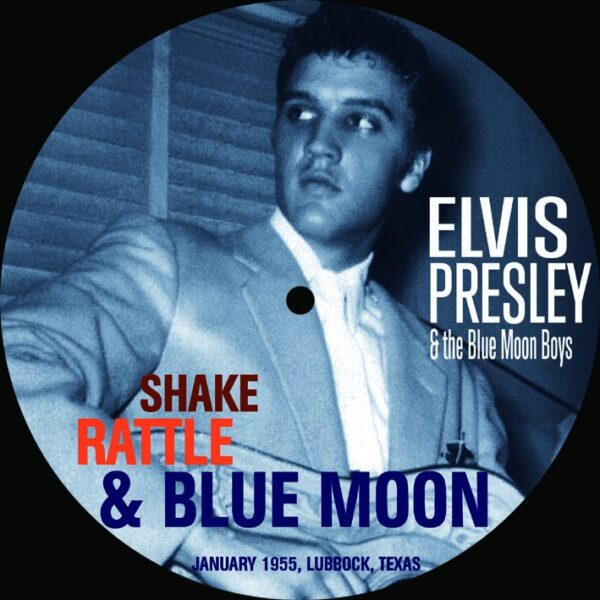 "Shake Rattle And Roll / Blue Moon ""Live"" (Picture Disc, RSD)-0"