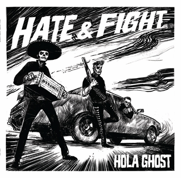Hate and Fight EP-0