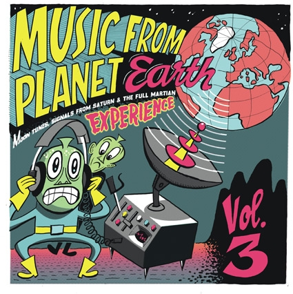 Music From Planet Earth Volume 3 -0