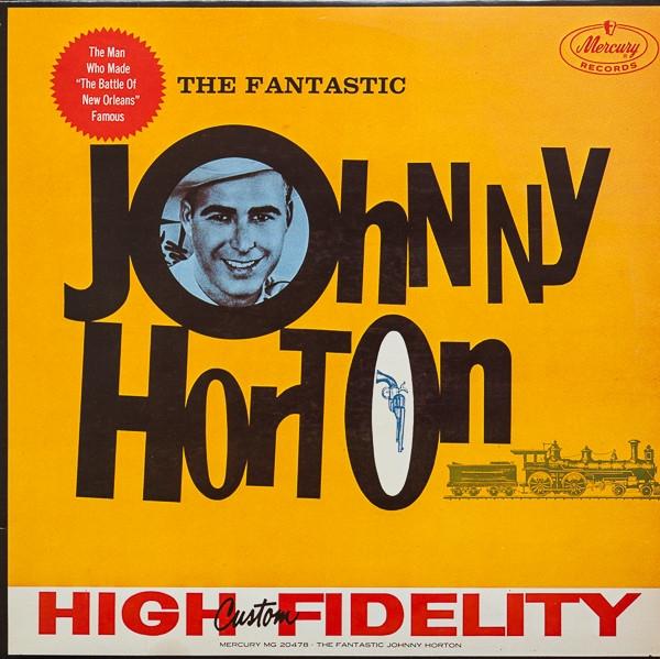 The Fantastic Johnny Horton -0