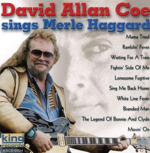Sings Merle Haggard-0
