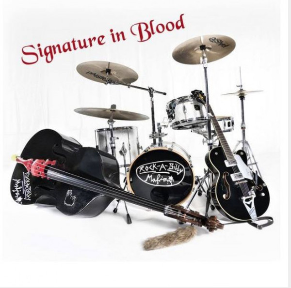 Signature In Blood -0