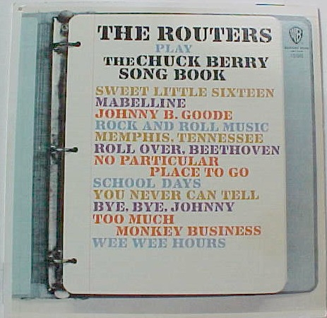 The Routers Play The Chuck Berry Song Book -0