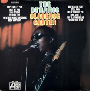 The Dynamic Clarence Carter -0